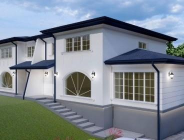 Viva Imobiliare - Bucium-Visani Casa noua, tip duplex, priveliste spre oras