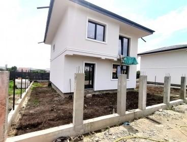 Viva Imobiliare - Vila 4 camere, incalzire in pardoseala , Popas Pacurari-Valea Lupului