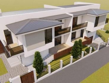 Viva Imobiliare - Casa moderna 122 mp utili 4 camere, Rediu