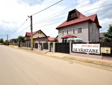 Viva Imobiliare - Popas Pacurari, str. Victoriei recent asfaltata, casa cu 1000 mp teren