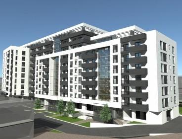 Viva Imobiliare - Apartament 2 camere bloc nou Gara - BILLA 44mp