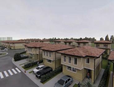 Viva Imobiliare - ESQ Village 3, complex de case individuale, zona Galata