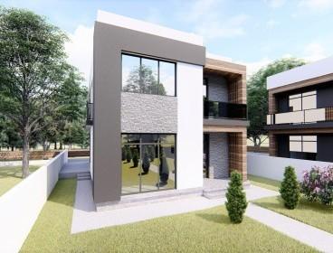Viva Imobiliare - Vila moderna Rediu 4 camere, 400 mp teren