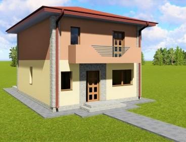 Viva Imobiliare - Vila proiect nou, 4 camere, 500 mp, Popas Pacurari