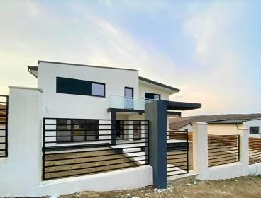 Viva Imobiliare - Proiect nou 10 vile! Design modern, 142 mp Rediu