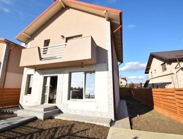 Viva Imobiliare - VIDEO Vila duplex cu incalzire in pardoseala, Popas Pacurari-V.Lupului