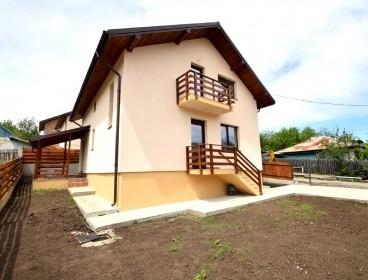 Viva Imobiliare - VIDEO Case individuale 4 cam, 370 mp teren Valea Lupului