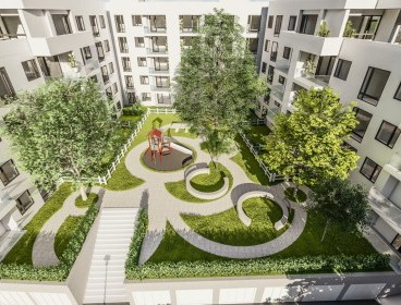 Viva Imobiliare - Apartament 3 camere bloc nou Pacurari la 600 ml de rond