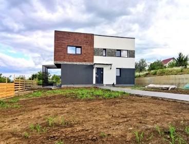 Viva Imobiliare - VIDEO Vila moderna Rediu, 5 camere, 136 mp utili, 650 mp teren
