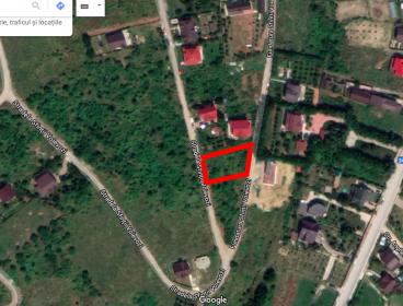 Viva Imobiliare - Teren de vanzare Bucium - Barnova