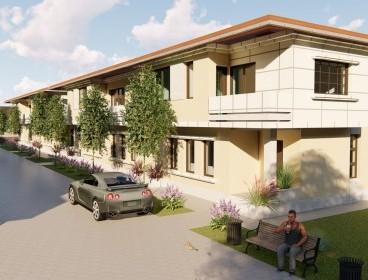 Viva Imobiliare - Vila 4 camere, 109 mp, Miroslava la strada cu mutare imediata