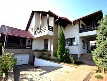 Viva Imobiliare - Popas Pacurari, casa mobilata si utilata, 6 camere, 600 mp teren;