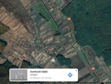 Viva Imobiliare - Teren 3040 mp, Schitu Duca - Dumitrestii Galatii