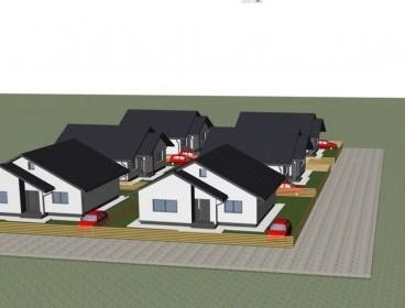 Viva Imobiliare - Vile parter 3 cam posibilitate mansardare, Visani-Barnova
