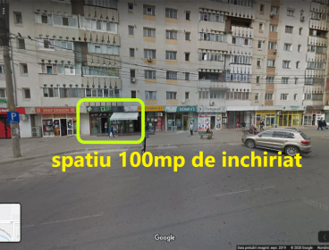 Viva Imobiliare - Spatiu comercial 100 mp, chiar in statia de autobuz Dacia-Bicaz