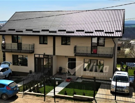 Viva Imobiliare - Vila 106 mp utili, 4 camere, la asfalt, beci, Miroslava