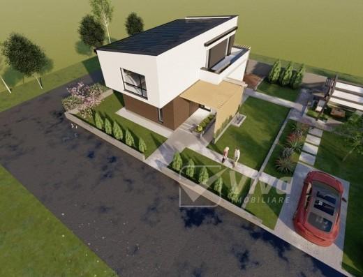 Viva Imobiliare - Casa Smart Breazu, 500 mp teren