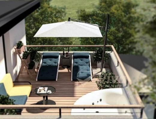Viva Imobiliare - Bucium-Roton, ansamblu rezidential la doar 50 m de strada principala