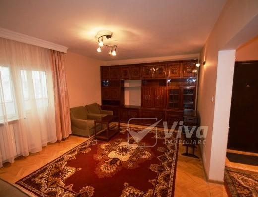 Viva Imobiliare - Pacurari – Autocenter, 3 camere, etaj 1/8, mobilat si utilat