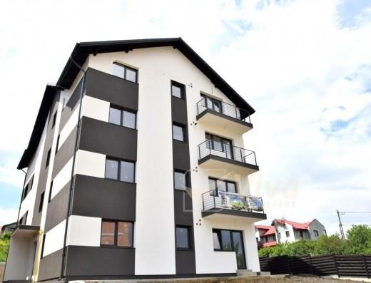 Viva Imobiliare - Apartament la cheie, decomandat, 56 mp, bucătărie închisă, etaj 1/3