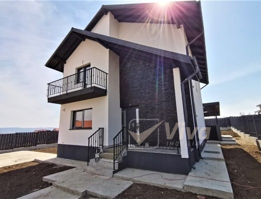 Viva Imobiliare - Vila moderna Valea Adanca 520 mp teren