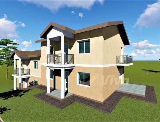 Viva Imobiliare - Vila tip duplex, 4 camere, model exclusiv cu beci, Rediu