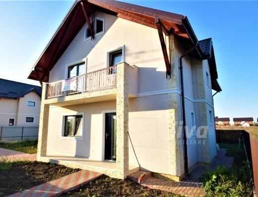Viva Imobiliare - Casa 5 cam cu dormitor la parter, demisol 45 mp, teren 500 mp