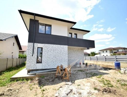 Viva Imobiliare - Vila finisaje premium, 4 cam, teren 535 mp Popas Pacurari- V. Lupului