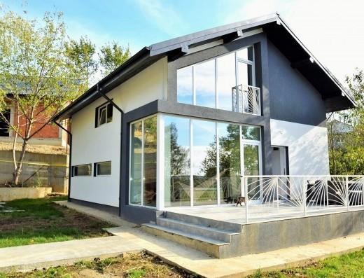 Viva Imobiliare - Vila 4 cam, 120mp utili, 1000mp teren, incalzire pardoseala, Miroslava