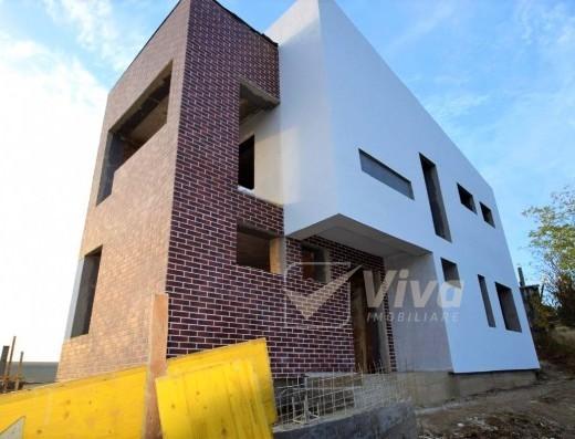 Viva Imobiliare - Vila 5 cam, complex nou, model unic, Breazu/Rediu
