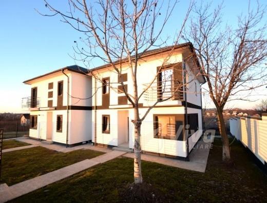 Viva Imobiliare - Vila design modern 4 cam cu mutare imediata la strada Miroslava!