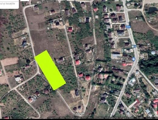 Viva Imobiliare - Teren 5828 mp intravilan Bucium - Barnova - 35euro/mp