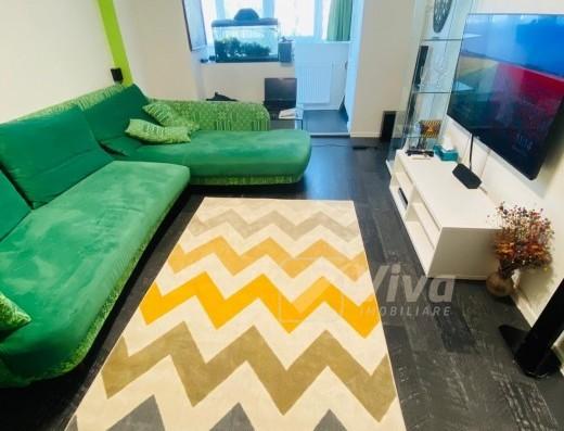 Viva Imobiliare - Apartament 2 camere Billa - Gara -amenajat complet