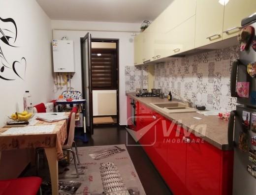 Viva Imobiliare - Apartament 2 camere decomandat 62 mp Bloc Nou