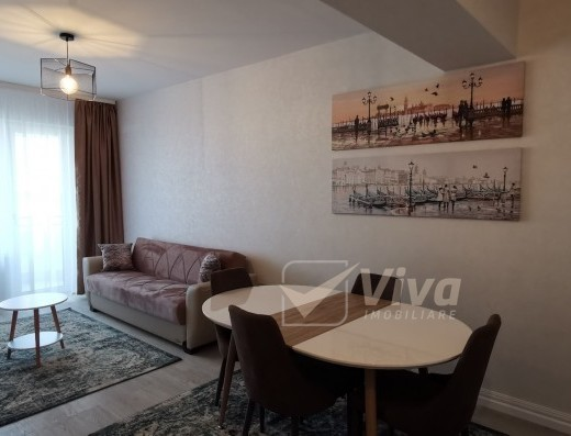 Viva Imobiliare - Apartament 2 camere decomandate 66 mp Copou - Royal residence