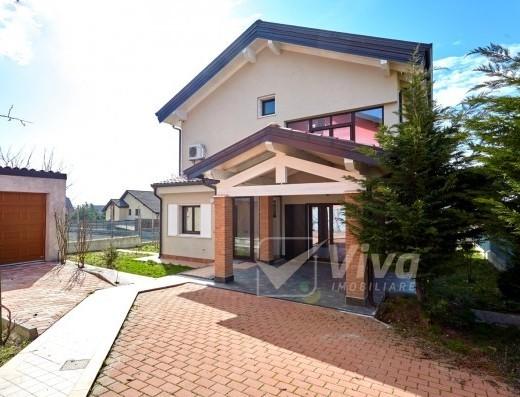 Viva Imobiliare - Casa in stil italian, bine construita, Popas Pacurari, str. Magnoliei;