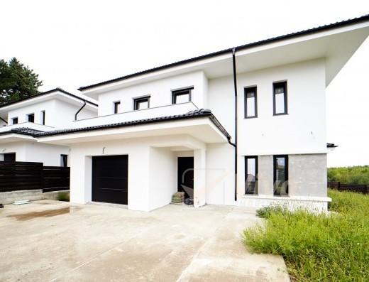 Viva Imobiliare - Galata- Padurea cu Pini, casa noua, garaj, 600 mp teren