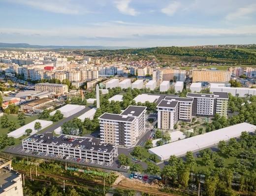Viva Imobiliare - Apartament 2 camere decomandate - Dacia Bloc nou