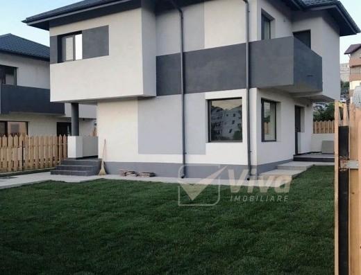 Viva Imobiliare - Bucium-Visani, casa individuala, 4 camere, 124 mp, 280 mp teren