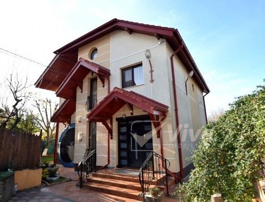 Viva Imobiliare - Moara de Vant, Little Texas, casa mobilata, D+P+E, 600 mp teren