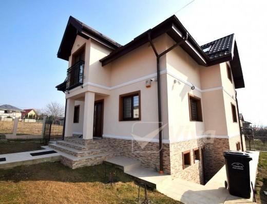 Viva Imobiliare - Popas Pacurari, casa noua, 5 camere, teren 640mp