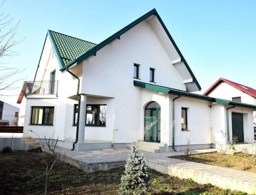 Viva Imobiliare - Popas Pacurari, casa noua, 200 mp, 4 camere, garaj, 500mp teren;