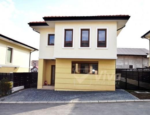 Viva Imobiliare - Casa individuala in complex privat, zona Popas Pacurari