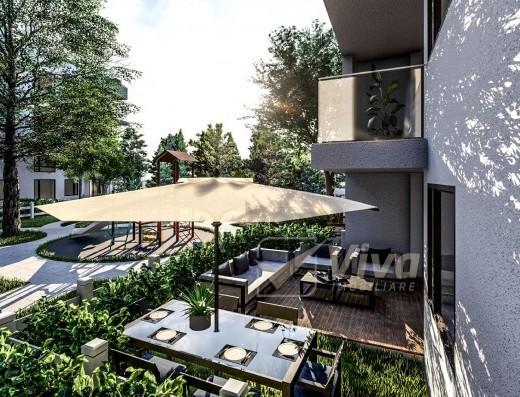 Viva Imobiliare - Proiect de top! 3 camere cu gradina/balcon, cu rate/credit, Pacurari