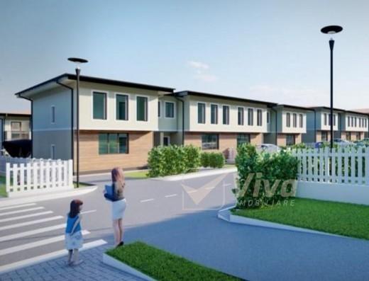 Viva Imobiliare - ESQ Village 3, zona Galata,cel mai mare ansamblu de case din Iasi