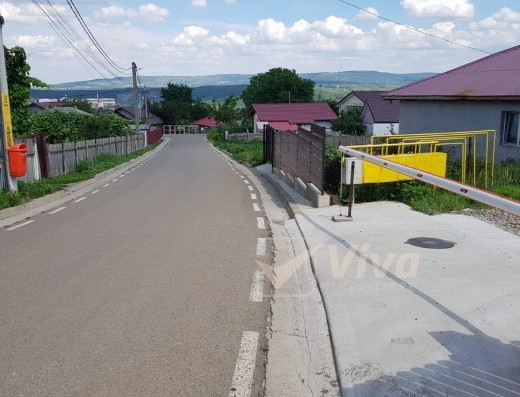 Viva Imobiliare - Teren 3100 mp, Horpaz, str. Scolii, asfalt, zona de case;